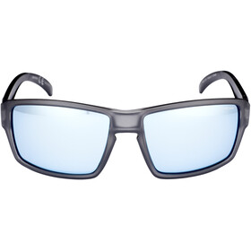 Alpina Melow Lunettes, grey transparent matt